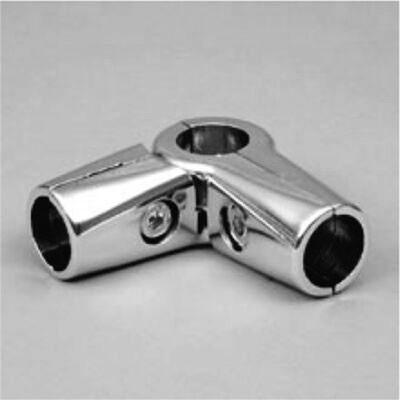 UNO 22 соединение 4-х труб усиленное,хром